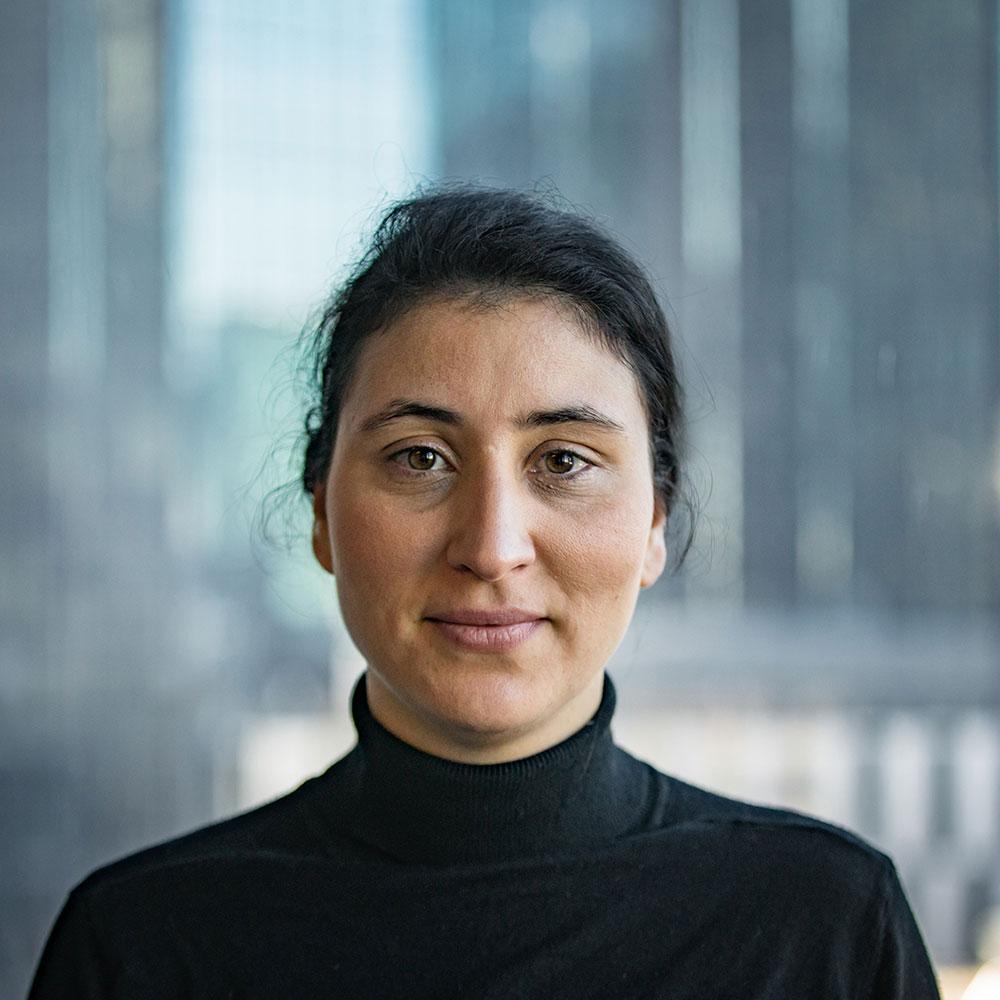 Zina Bencheikh - The International Women in Travel