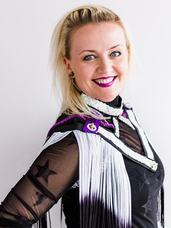 Eva Maria Thorarinsdottir Lange
